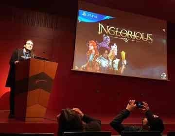 Inglorious fue presentado durante el Fun and Serious Game Festival