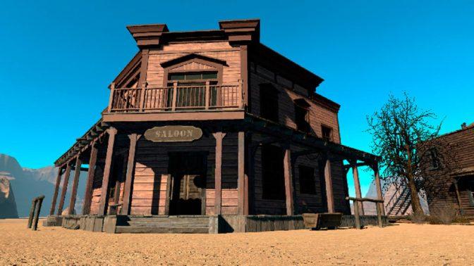Unforgiven VR lleva los duelos del Oeste a la realidad virtual