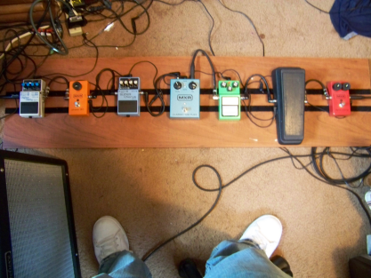 Edge Effects Pedal
