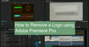 How to Hide a Logo Using Adobe Premiere Pro
