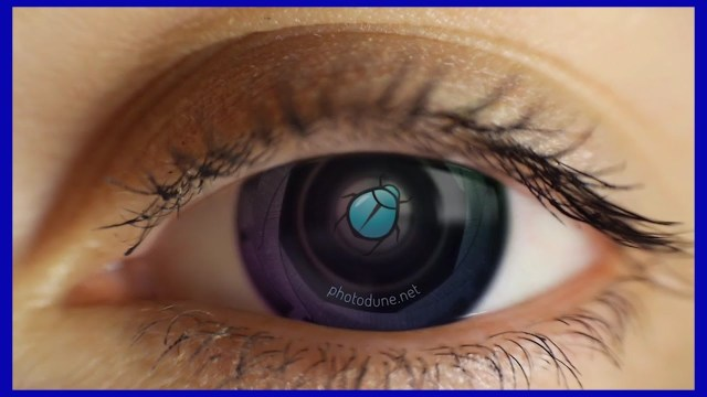 Проект After Effects — Deep Eyes 7 in 1 logo pack