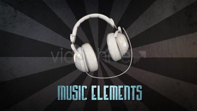 Проект After Effects — Music Lower Thirds