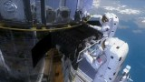 ФУТАЖ КОСМИЧЕСКИЙ ТЕЛЕСКОП ХАББЛ — КОСМОНАВТЫ — Full HD 1080p