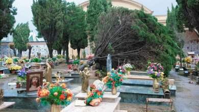 Photo of Angri – Cimitero, tombe danneggiate non ancora riparate