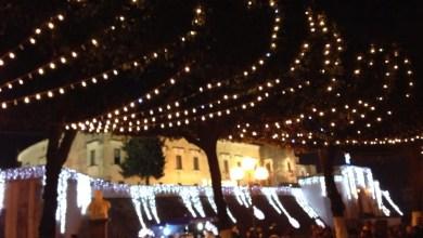 Photo of Acerra – Successo per l'accensione delle luci di Natale