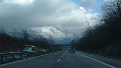 Photo of Frana sull'autostrada A-16: chiuso il tratto tra Baiano e Avellino Ovest