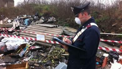 Photo of Piazzolla di Nola – Lastre di amianto in discarica scoperta dai carabinieri