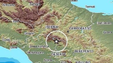 Photo of Terremoto nel Matese – Scossa di magnitudo 4.2: gente in strada