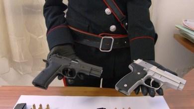 Photo of Castellammare di Stabia – Scoperte dai carabinieri 2 pistole nascoste in un casolare abbandonato