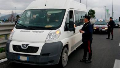 Photo of Napoli – Controlli dei carabinieri sulla strada statale 7 bis per verifiche a veicoli e a trasporto di stranieri