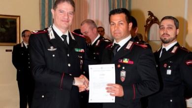 """Photo of Napoli – Cerimonia di consegna onorificenze ed encomi ai Carabinieri della Legione """"Campania"""""""