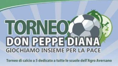 Photo of Aversa – Torneo don Peppe Diana: giochiamo insieme per la pace