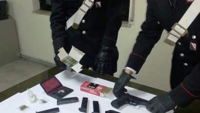 Photo of Mugnano di Napoli – Brochure con elenco armi clandestine e loro costo: arrestato 41enne