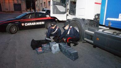 Photo of Napoli – Autotrasportatore viaggiava con 78 kg di coca, arrestato