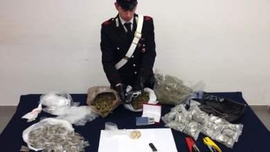 Photo of Castellammare di Stabia – Droga e pistola clandestina con colpo in canna nella casa di una famiglia: 3 arrestati
