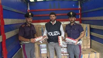 Photo of Saviano – Sequestrate 4 tonnellate di sigarette di contrabbando ad un 25enne