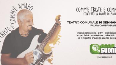 Photo of Palma Campania – Ecosuoni tributa un concerto a Pino Daniele