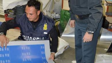 Photo of Falso nummario – 5 arresti