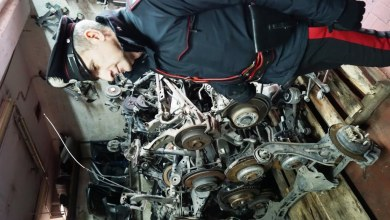 """Photo of Napoli – Sgominata organizzazione dedita al traffico internazionale di auto """"top gear"""" rubate"""