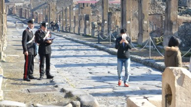 Photo of Pompei – Scavi: controlli dei carabinieri