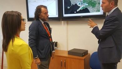 Photo of Scafati – Visita del sindaco Barbato alla Centrale Operativa di GORI
