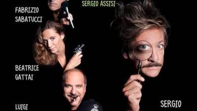 """Photo of Sergio Assisi ad Acerra – """"L'Ispettore Drake e il delitto perfetto"""""""