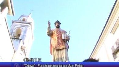 """Photo of Cimitile – """"Ottava"""": Fuochi pirotecnici per San Felice"""