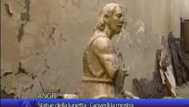 Photo of Angri – Statue della Lunetta: giovedì la mostra