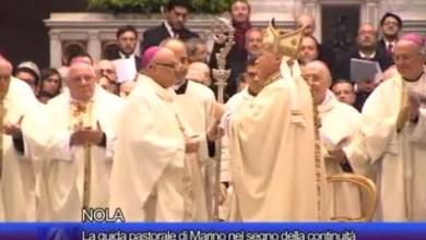 Photo of Nola – La guida pastorale Marino nel segno della continuità