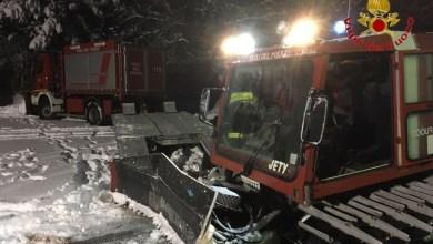 Photo of Baianese coperto dalla neve – Stop alla raccolta rifiuti