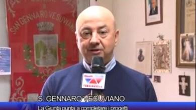Photo of S. Gennaro Vesuviano: nuova Giunta al lavoro