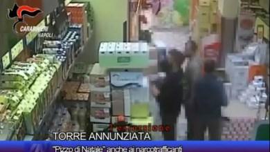 """Photo of Torre Annunziata – """"Pizzo di Natale"""" anche ai narcotrafficanti"""