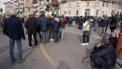Photo of Napoli – Auto pirata su sit-in