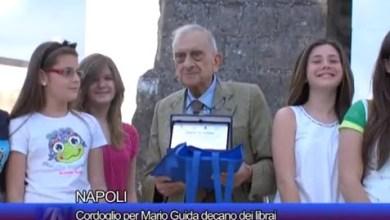 Photo of Napoli – Cordoglio per Mario Guida: decano dei librai