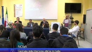 Photo of Nola – Giornata della Memoria vittime di mafia
