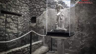 Photo of Pompei – La Venere in Bikini fa rientro nella Domus