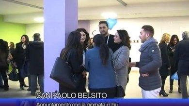 """Photo of San Paolo Belsito – Appuntamento con la """"Giornata in Blu"""""""
