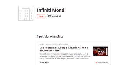 Photo of Nola – Una petizione nel nome di Giordano Bruno