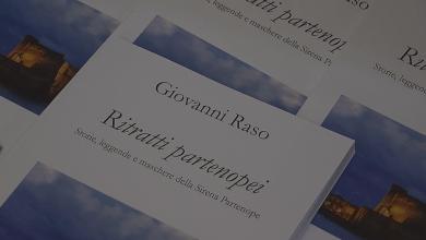 """Photo of Nola – """"Ritratti partenopei"""": opera prima per Giovanni Raso"""