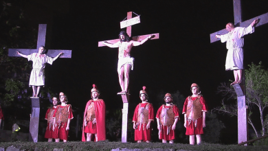 Photo of Cimitile – La Passione di Cristo in scena: Diretta su Videonola