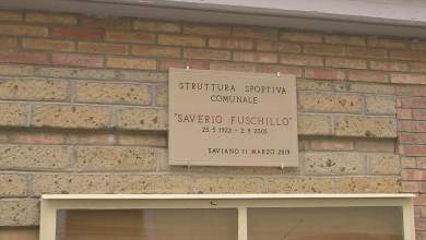 "Photo of Saviano – Inaugurato il campo sportivo ""Saverio Fuschillo"""