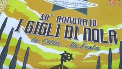 """Photo of Nola – 38° Edizione per l'annuario """"I Gigli di Nola"""""""