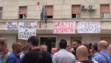 Photo of Napoli – Asl Na 3 Sud: protestano i dipendenti del servizio vigilanza
