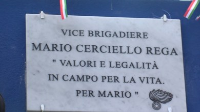 Photo of Somma Vesuviana, Omicidio Rega – Una scuola per il Carabiniere-eroe