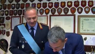 Photo of Pomigliano – Maiello nuovo Comandante della Polizia Locale