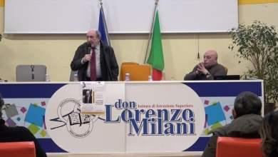 """Photo of Gragnano, """"L'uomo nell'età della tecnica"""" l'incontro di Umberto Galimberti all'istituto Don Milani"""