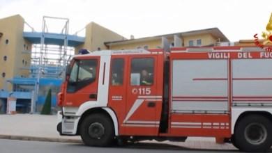 """Photo of Avellino – Befana in """"corsia"""" con i vigili del Fuoco"""