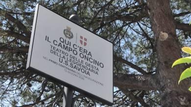 Photo of Torre Annunziata – Una targa per i 100 anni del Campo Oncino