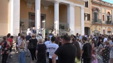 Photo of Torre Annunziata – La manifestazione dei cittadini per chiedere un presidio di primo soccorso nell'ex ospedale