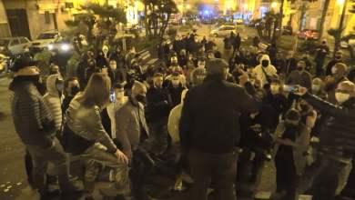 Photo of Area Torrese – Cittadini in strada contro le restrizioni